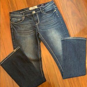 Vigold Dark Blue Faded Jeans Size 7-8